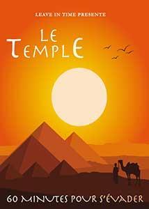 Énigme Le temple escape game à faire entre amis ou en famille à Nantes